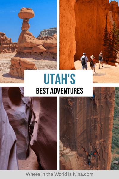 Best Adventures on a Utah Road Trip