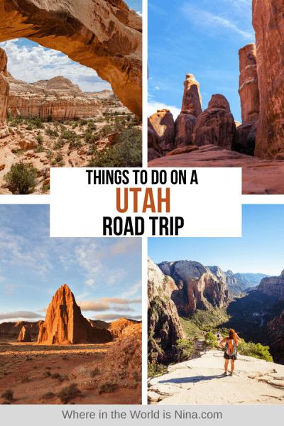 Your Utah Road Trip Guide