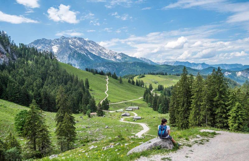 Berchtesgaden is a must visit on your road trip in Germany.
