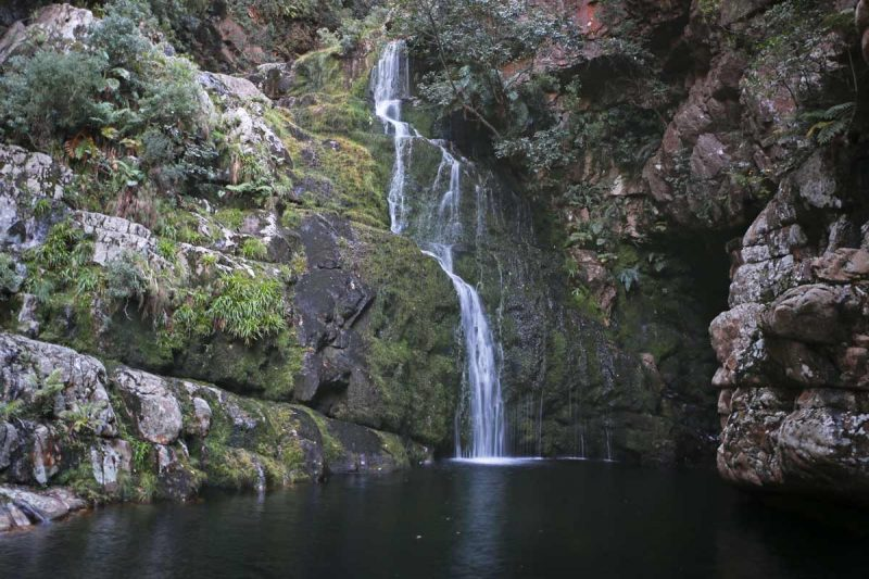 If you're up for a real adventure in Cape Town, the Kloofing Suicide Gorge is the place for you.